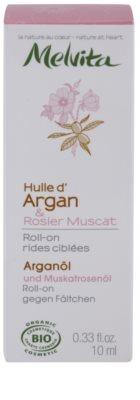 Melvita Huiles de Beauté Rosier Muscat агранова олія проти зморшок 3