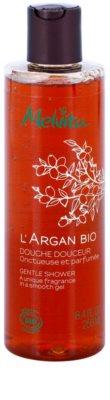 Melvita L'Argan Bio sprchový gel pro jemnou a hladkou pokožku
