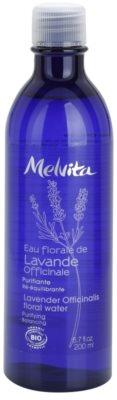 Melvita Eaux Florales Lavende Officinale čisticí voda pro obnovení rovnováhy pleti