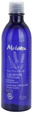 Melvita Eaux Florales Lavende Officinale loción limpiadora equilibrante