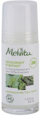 Melvita Les Essentiels дезодорант рол-он без алуминий 24 часа