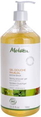 Melvita Les Essentiels extra jemný sprchový gél pre celú rodinu