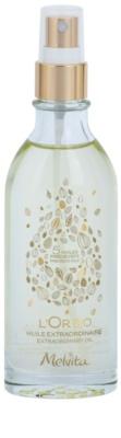 Melvita L'Or Bio делікатна суха олійка для обличчя, тіла та волосся