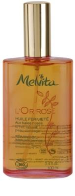 Melvita L'Or Rose aceite corporal reafirmante con efecto alisante