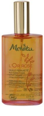 Melvita L'Or Rose festigendes Körperöl mit glättender Wirkung