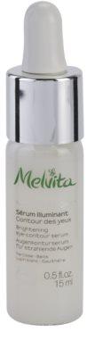 Melvita Nectar Bright aufhellendes Serum für die Augenpartien