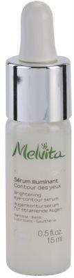 Melvita Nectar Bright sérum iluminador para o contorno dos olhos