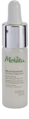 Melvita Nectar Bright serum rozświetlające do okolic oczu