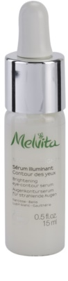 Melvita Nectar Bright озаряващ серум за околоочната област