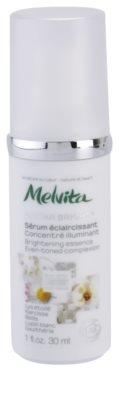 Melvita Nectar Bright серум за озаряване на лицето