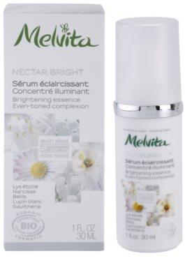 Melvita Nectar Bright сироватка для сяючої шкіри 2