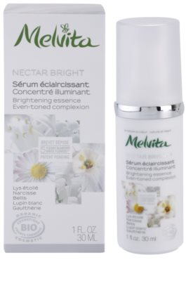 Melvita Nectar Bright sérum para iluminar la piel 2