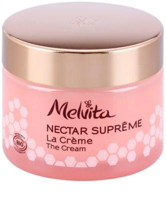 Melvita Nectar Supreme aufhellende Crem mit feuchtigkeitsspendender Wirkung