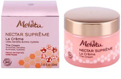 Melvita Nectar Supreme rozjasňující krém s hydratačním účinkem 1