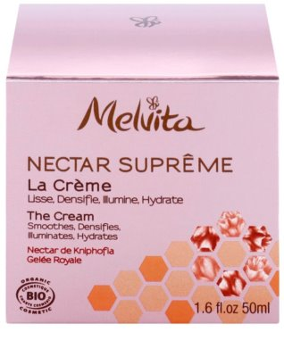 Melvita Nectar Supreme rozjasňující krém s hydratačním účinkem 2