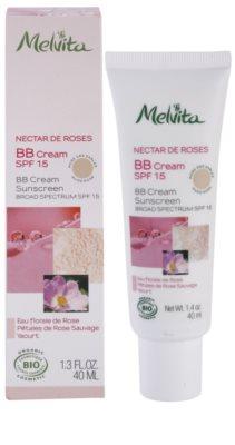 Melvita Nectar de Roses BB creme  SPF 15 1