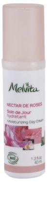 Melvita Nectar de Roses Feuchtigkeitsspendende Tagescreme