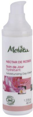 Melvita Nectar de Roses nawilżający krem na dzień 1