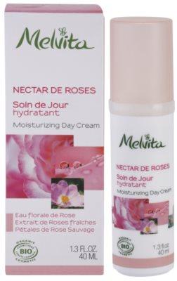 Melvita Nectar de Roses nawilżający krem na dzień 2