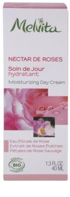 Melvita Nectar de Roses nawilżający krem na dzień 3