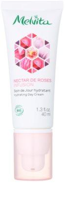 Melvita Nectar de Roses cremă  hidratantă de zi  pentru ten normal