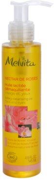 Melvita Nectar de Roses óleo de limpeza