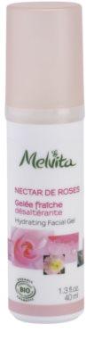 Melvita Nectar de Roses Gesichtsgel mit feuchtigkeitsspendender Wirkung