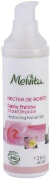 Melvita Nectar de Roses żel do twarzy o dzłałaniu nawilżającym 1