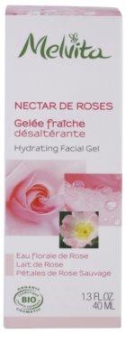 Melvita Nectar de Roses gel pentru fata cu efect de hidratare 3