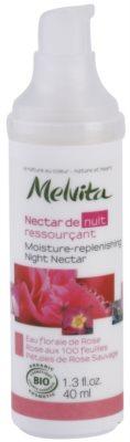 Melvita Nectar de Roses feuchtigkeitsspendendes Nachtserum mit Verjüngungs-Effekt 1