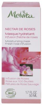 Melvita Nectar de Roses masca hidratanta 2