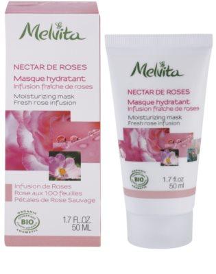 Melvita Nectar de Roses masca hidratanta 1