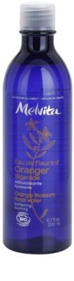 Melvita Eaux Florales Oranger Bigarade beruhigendes Gesichtswasser für zarte Haut