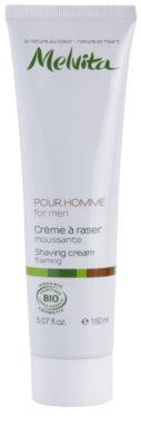 Melvita Pour Homme crema spumanta pentru ras