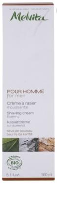 Melvita Pour Homme crema spumanta pentru ras 2