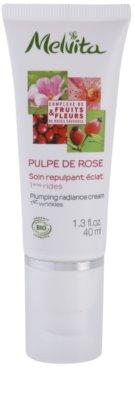Melvita Pulpe de Rose crema iluminatoare impotriva primelor semne de imbatranire ale pielii