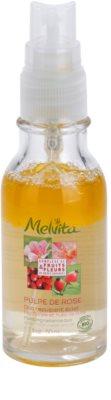 Melvita Pulpe de Rose zwei Phasen Serum für klare und glatte Haut 1