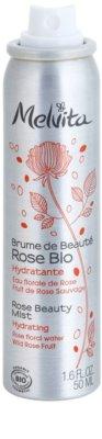 Melvita Eaux Florales Rose Bio hydratisierender Nebel 1