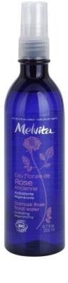 Melvita Eaux Florales Rose Ancienne feuchtigkeitsspendendes Gesichtswasser im Spray