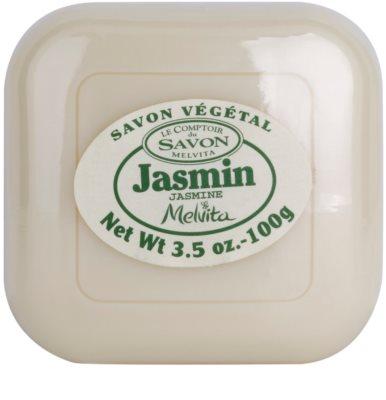 Melvita Savon rostlinné mýdlo
