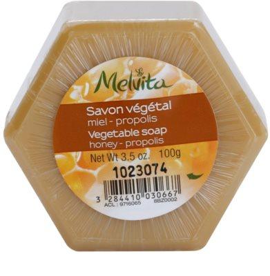 Melvita Savon növényi szappan mézzel
