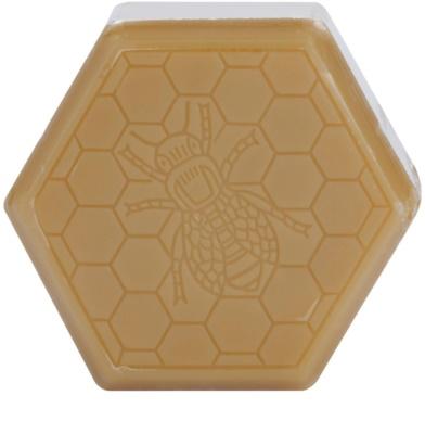 Melvita Savon sabonete de plantas com mel 1