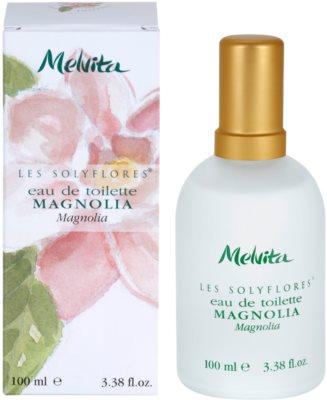 Melvita Solyflores eau de toilette para mujer    Magnolia