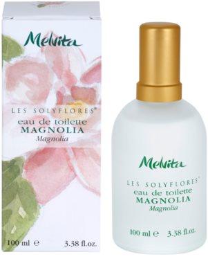 Melvita Solyflores Eau de Toilette para mulheres    Magnolia