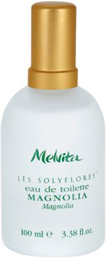 Melvita Solyflores Eau de Toilette para mulheres    Magnolia 1