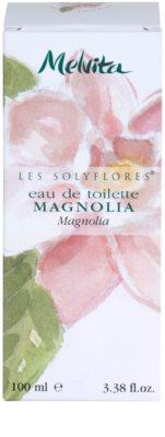 Melvita Solyflores Eau de Toilette para mulheres    Magnolia 3
