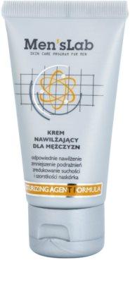 Men's Lab Moisturizing Agent Formula crema hidratanta