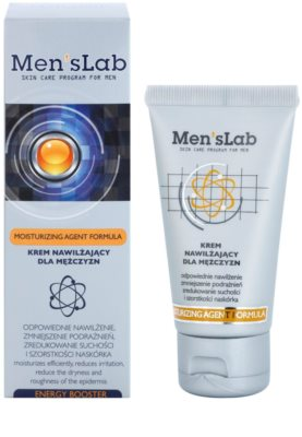 Men's Lab Moisturizing Agent Formula хидратиращ крем 1