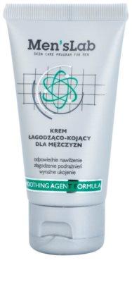 Men's Lab Smoothing Agent Formula zklidňující krém s hydratačním účinkem