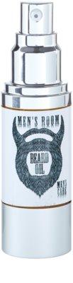 Men's Room Men's Care olejek do brody o działaniu regenerującym
